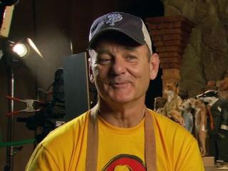 The Fantastic Mr. Fox: On Bill Murray As Badger