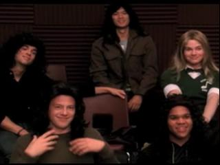 Glee: Performing Crazy In Love/Hair