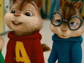 Alvin And The Chipmunks: The Squeakquel (Locker Reveal)