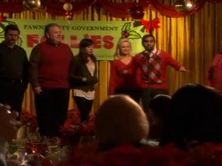 Parks And Recreation: Pawnee Christmas Show