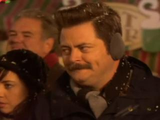 Parks And Recreation: Christmas Scandal