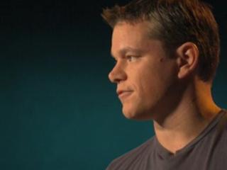 The People Speak: Matt Damon