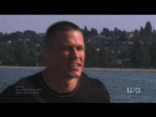 Psych: John Cena Is Coming To Psych