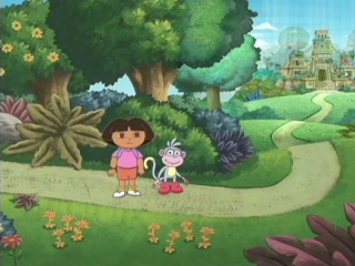 Dora The Explorer: City Of Lost Toys Trailer (2002