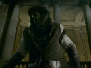 The Wolfman: Aberline Pursues The Wolfman Through The Streets Of London