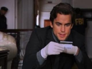 White Collar: Crime Scene