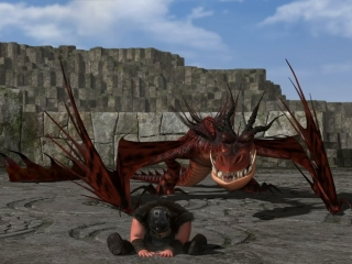 How To Train Your Dragon: Dragon Training Lesson 3