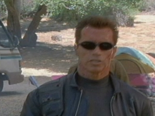 Terminator 3: Rise Of The Machines Scene: Judgement Day