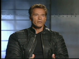 Terminator 3: Rise Of The Machines Soundbites: Arnold On His Character