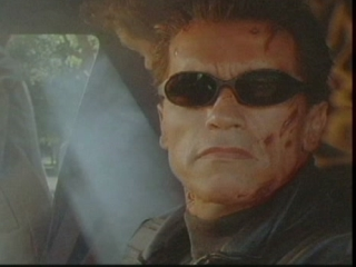 Terminator 3: Rise Of The Machines Scene: Hearse Chase