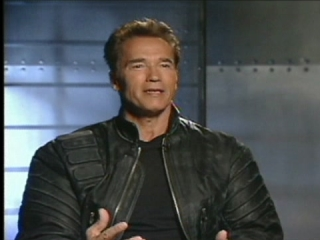 Terminator 3: Rise Of The Machines Soundbites: Arnold On The Perfect Role