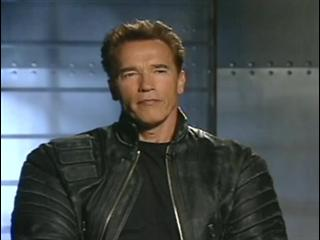 Terminator 3: Rise Of The Machines Soundbites: Arnold On The Story