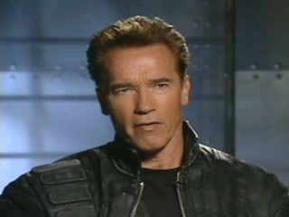 Terminator 3: Rise Of The Machines Soundbites: Arnold On The Cast