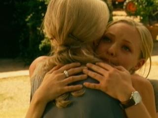 Letters To Juliet: Claire Hugs Sophie