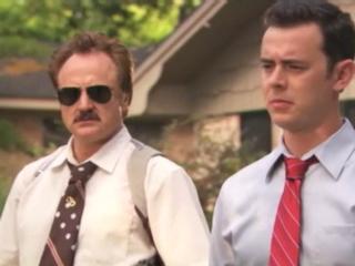 The Good Guys: Justine & Dan: Cop On Cop