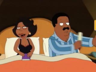 The Cleveland Show: You're The Best Man, Cleveland Brown