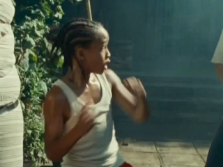 The Karate Kid: Training Montage