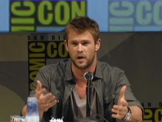 Thor: Comic Con Footage