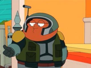 The Cleveland Show: Family Guy Joke