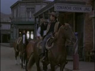 The Gunfight At Comanche Creek