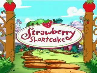 Strawberry Shortcake Spring For Strawberry Shortcake