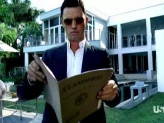 Burn Notice: Get Burned