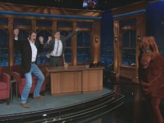 The Late Late Show With Craig Ferguson: Clip 5