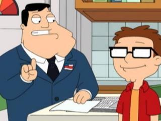 American Dad!: Crap My American Dad Utters Clip 3