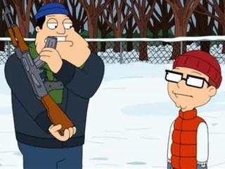 American Dad!: Crap My American Dad Utters Native Americans