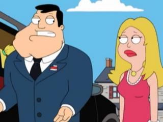 American Dad!: Crap My American Dad Utters Trust