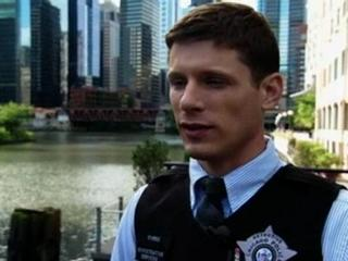 The Chicago Code: Caleb Evers Character Intro
