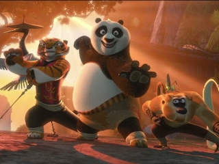 Kung Fu Panda 2: Happy New Year Of Awesomeness