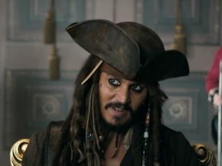 Pirates Of The Caribbean: On Stranger Tides Extended (Big Game Spot)