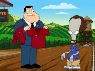 American Dad!: Crap My American Dad Utters Nads