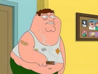 Family Guy: Friends Of Peter G.