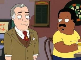 The Cleveland Show: Season 2 (The Blue & The Gray & The Brown Clip 1)