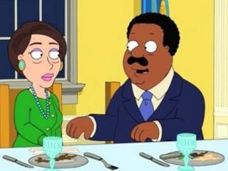 The Cleveland Show: Season 2 (The Blue & The gray & the Brown Sneek Peek)