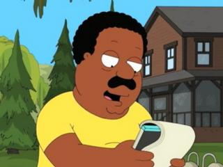 The Cleveland Show: Season 2 (The Way the Cookie Crumbles Sneek Peek)