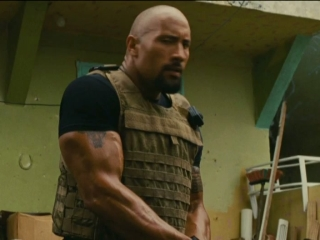 Fast Five: Hobbs Finds Dom And Brian's Favela Hideout