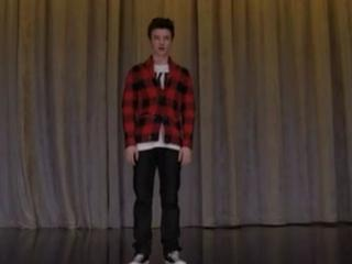 Glee: New Directions Performs Born This Way