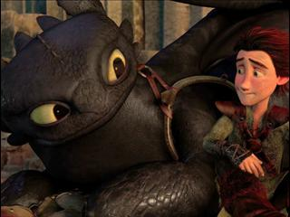 HOW TO TRAIN YOUR DRAGON (Italian)
