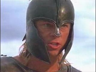 Troy Scene: Is There No One Else?