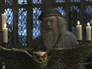 Harry Potter And The Prisoner Of Azkaban Scene: I Am Professor Trelawney