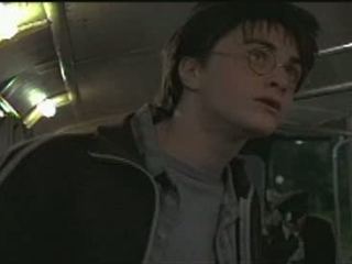 Harry Potter And The Prisoner Of Azkaban Scene: The Knight Bus