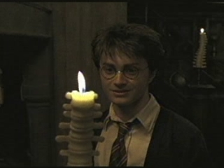 Harry Potter And The Prisoner Of Azkaban Scene: Expecto Patronum