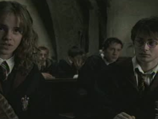 Harry Potter And The Prisoner Of Azkaban Scene: I Suggest You Take Extra Care