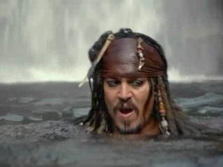Pirates Of The Caribbean: On Stranger Tides: Wet Again (Uk)