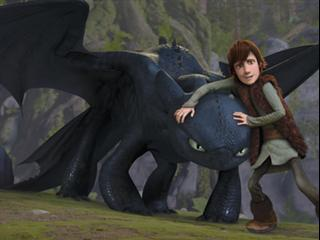 How To Train Your Dragon (Spanish)