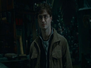 Harry Potter And The Deathly Hallows-Part 2: You Have Something Of Mine