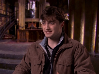 Harry Potter And The Deathly Hallows-Part 2: The Story Of Snape (Featurette)